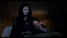 Mini Case Study : The lighting of Mrs Morticia Addams